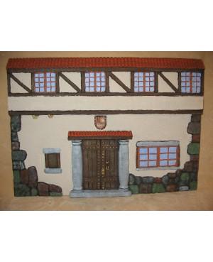 Placa Casa Balcones