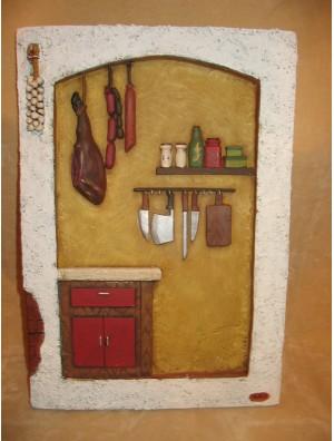 Placa Cocina Despensa