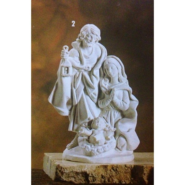 Mundo figuras nacimiento marmolina blanco belen - Figuras belen infantil ...
