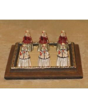 Tres en Raya Meninas