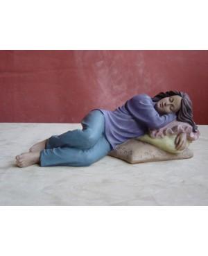 Melisa Durmiendo